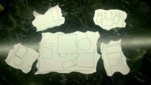 Jak vyrobit starý papír