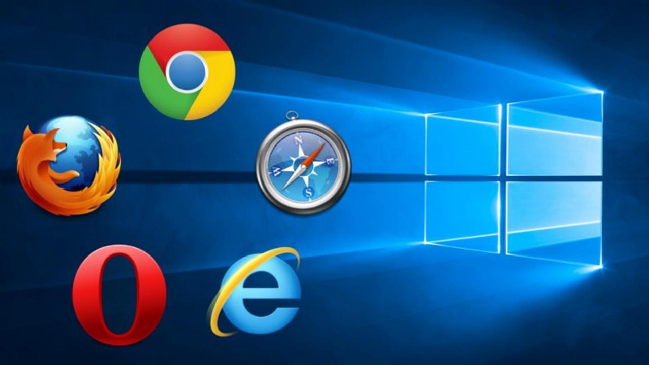 Jak změnit výchozí prohlížeč ve Windows 10