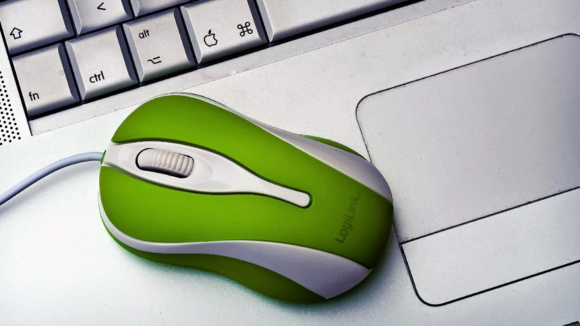 Jak vyčistit myš