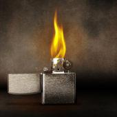 Jak vyrobit zapalovač z baterie a papíru od žvýkačky
