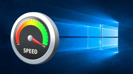 Jak zrychlit Windows 10 - optimalizace windows 10