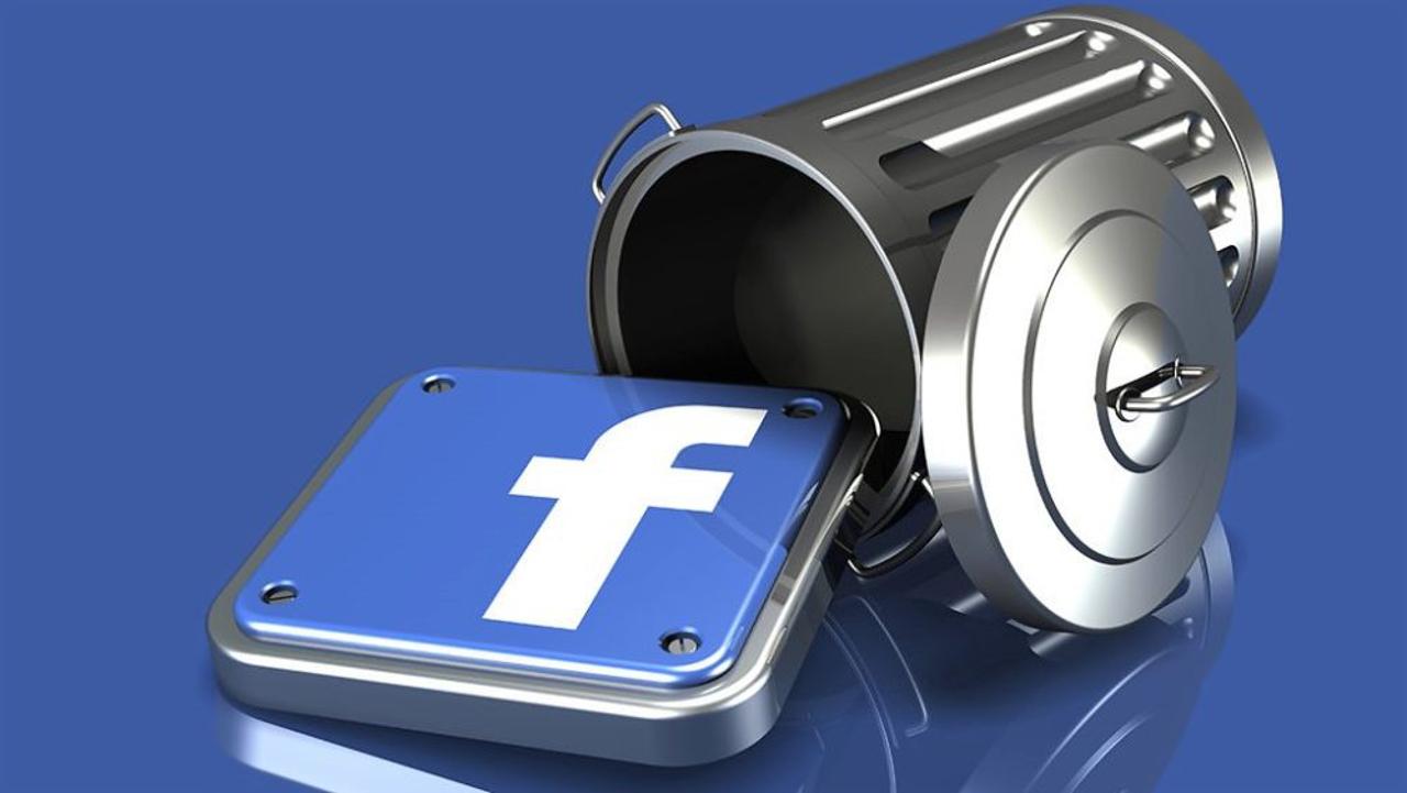 Jak smazat účet na Facebooku a všechny data o vás