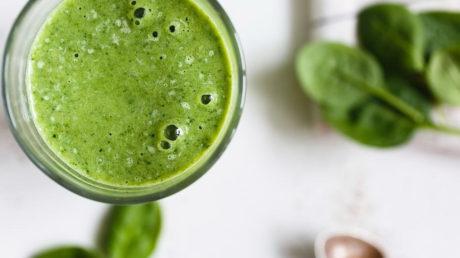 Jak namíchat zelené smoothie nejen naZelený čtvrtek