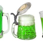 Jak vyrobit zelené pivo na zelený čtvrtek