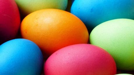 Jak barvit velikonoční vajíčka