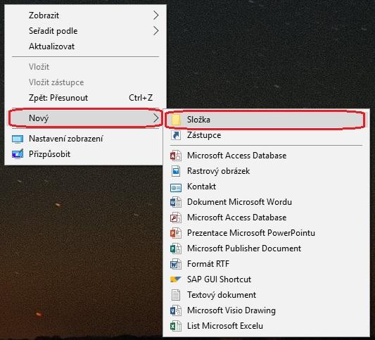Jak zobrazit všechny nainstalované aplikace Windows v jedné složce