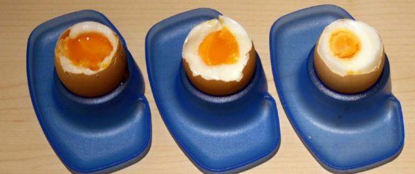 Jak uvařit vajíčka na tvrdo nebo na měkko