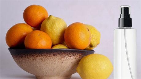 Jak vyrobit čistící prostředek z citrusových slupek - DIY domácí čistič