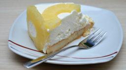 Jak připravit nepečený ananasový dort