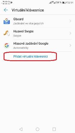 Jak přidat nové emotikony na android telefon