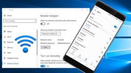 Jak vytvořit WiFi hotspot ve Windows 10