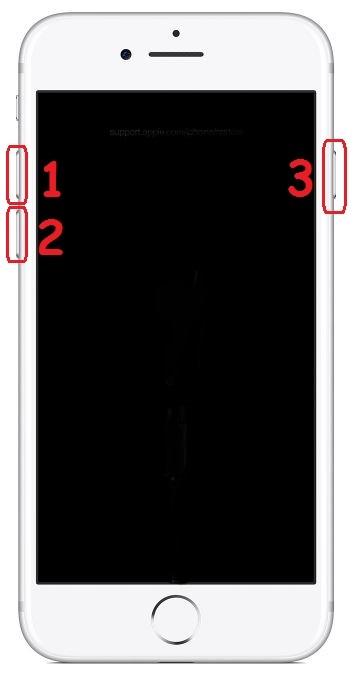 Jak uvést iPhone 8 do DFU módu