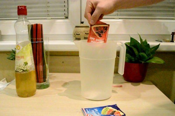 Jak vyrobit želé žížaly
