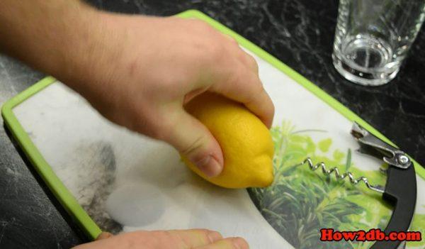 Jak vymačkat citrón