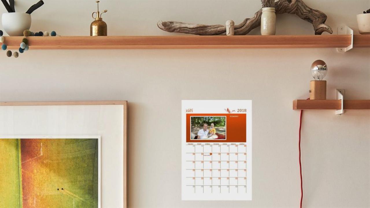 Jak vytvořit fotokalendář