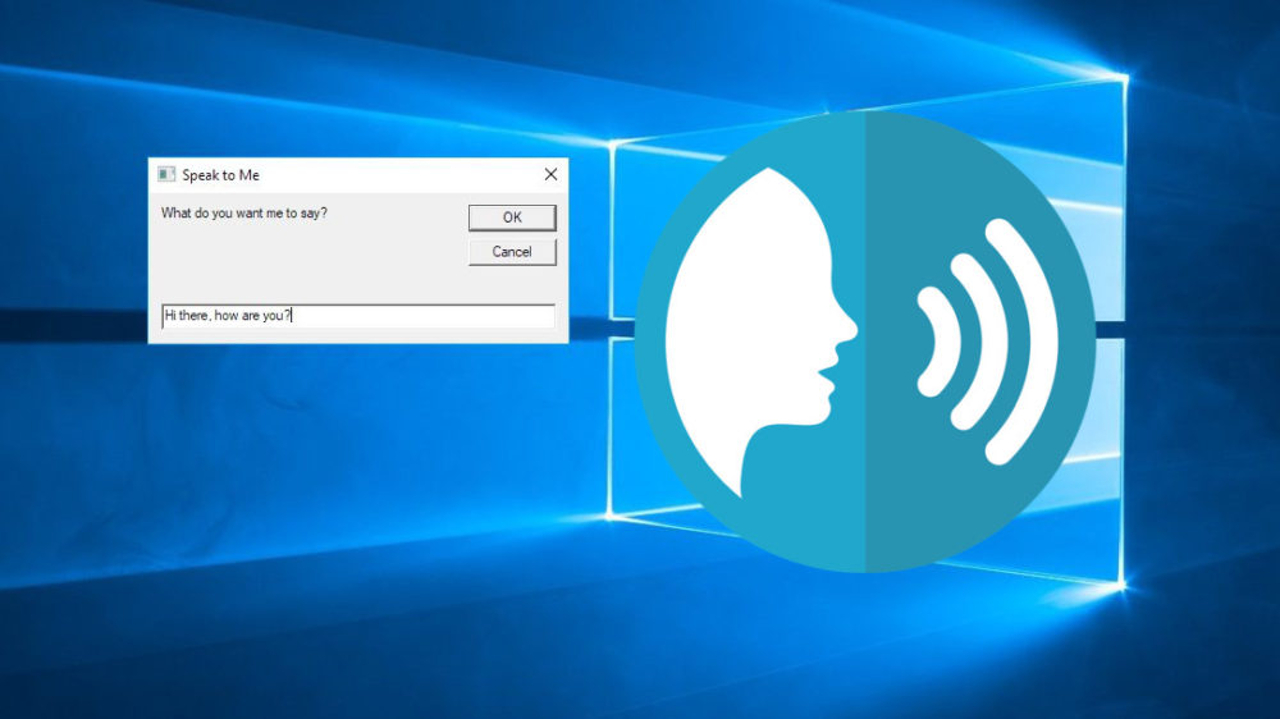 Jak ve Windows převést text na řeč