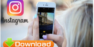 Jak stáhnout video z instagramu na Androidu