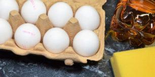 Jak odstranit razítko z vejce
