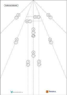 kratkonosa-vlastovka-skladaci-vzor-nahled