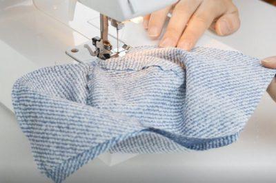 jak ušít kšiltovku - návod 5