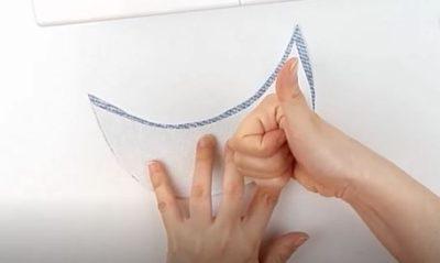 jak ušít kšiltovku - návod 6