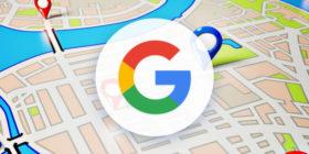 Jak v Google mapách zobrazit seznam restaurací, které jste navštívili